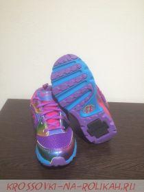 Роликовые кроссовки Heelys Race 770268/10