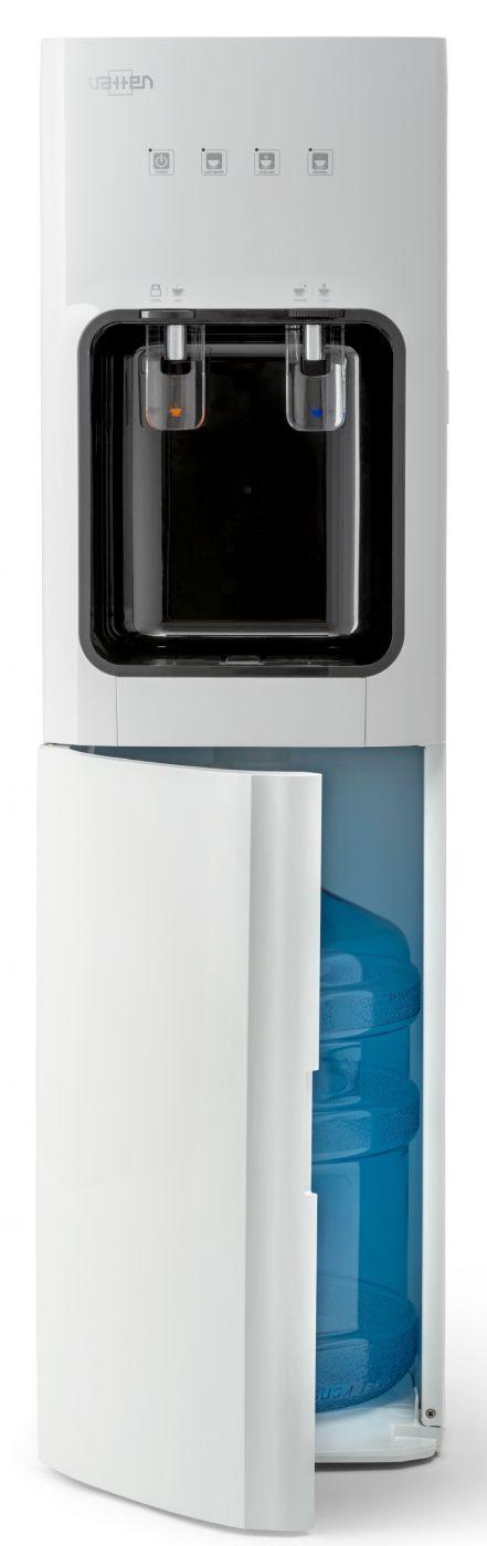 Кулер для воды VATTEN L01WK нижняя загрузка