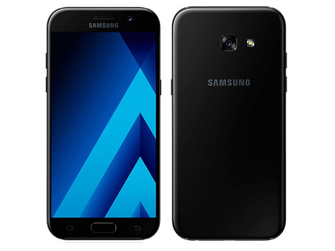 Samsung Galaxy A5 (2017) SM-А520F Black