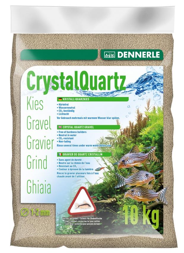 Dennerle Kristall-Quarz природный белый 5кг, 10 кг