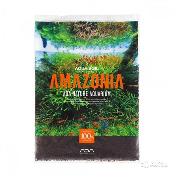 """ADA Aqua Soil Amazonia - Основной питательный субстрат """"Амазония"""""""