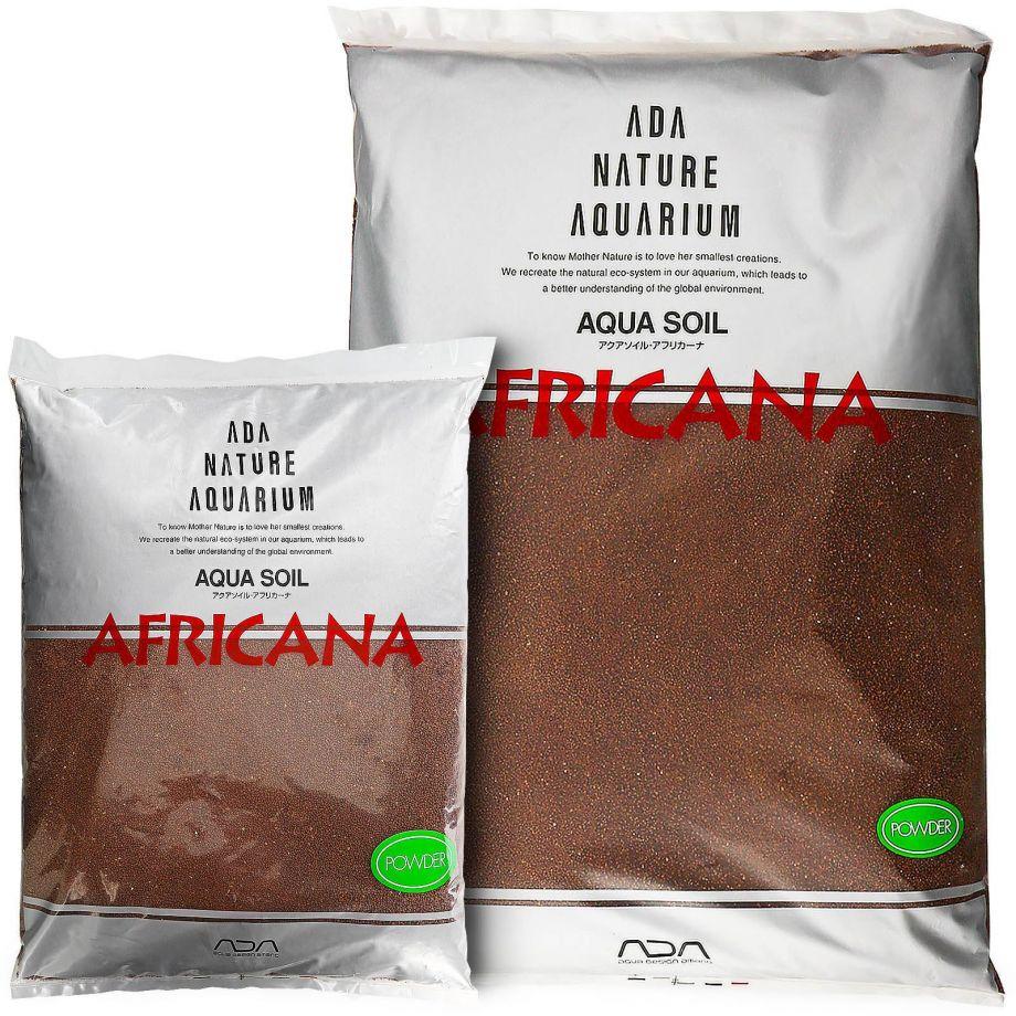 """ADA Aqua Soil Africana - Основной питательный субстрат """"Африкана"""""""