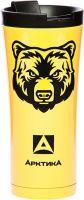 Термостакан для напитков Арктика серии 410 500 мл мишка