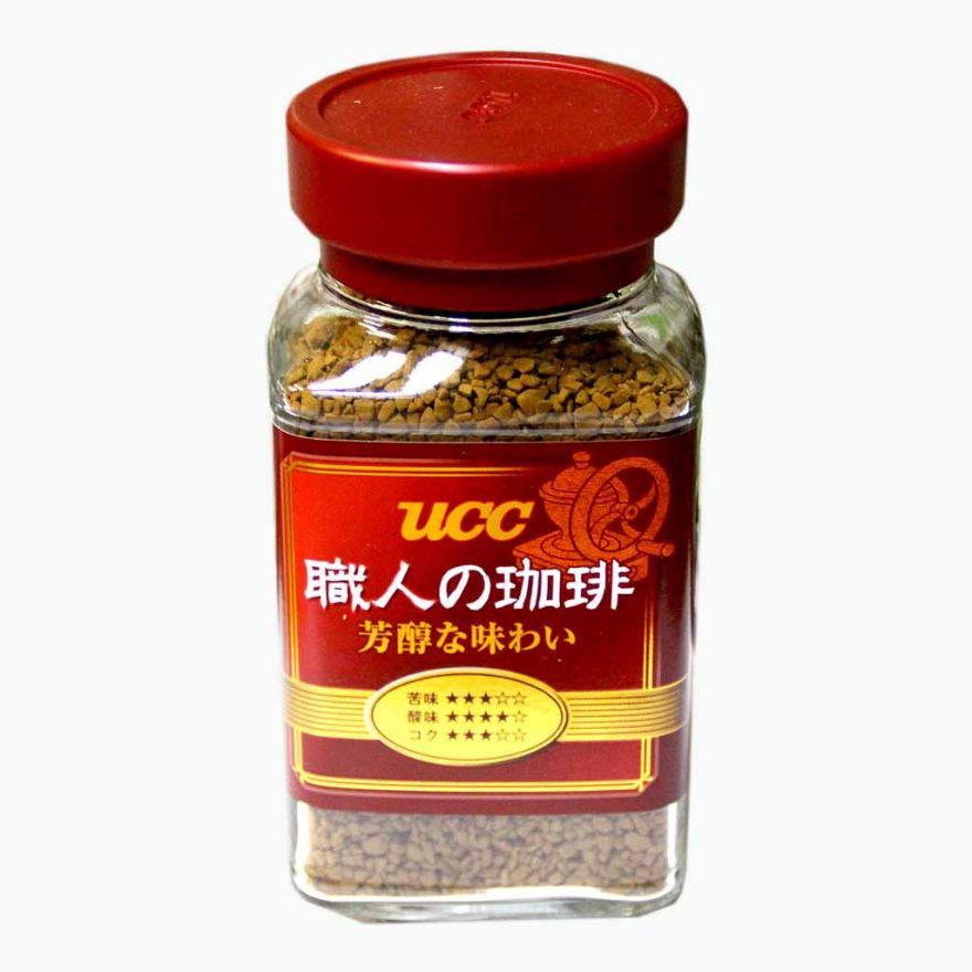 """Кофе Мокка Бленд  (бордо) """"UCC"""" 90 гр"""
