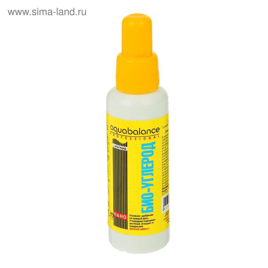 Aquabalance Био-Углерод+Альгицид 250мл /1л