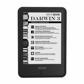 Электронная книга ONYX Boox Darwin 3 (черный)