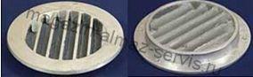 Решётка КИВ-125 литая, алюминиевая
