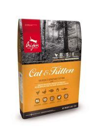 ORIJEN CAT & KITTEN (85/15) беззерновой д/кошек и котят