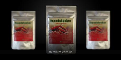 Корм Broodstocker для раков