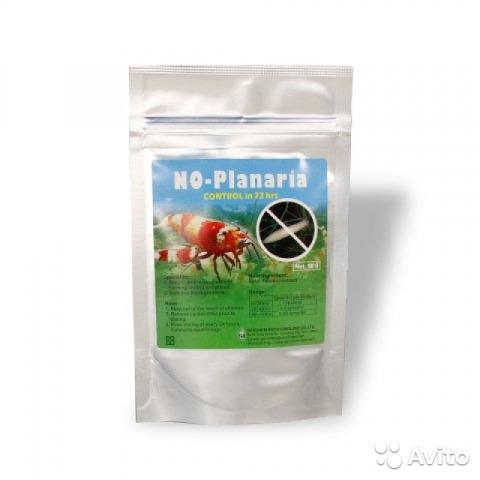 Средство от планарий Genchem NO-planaria