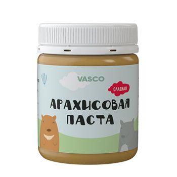 Арахисовая паста (Сладкая) (VASCO)