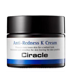 Ciracle Anti-Redness K Cream 50ML - питательный крем для лица для кожи с куперозом
