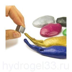 Умный магнитный пластилин 50 гр