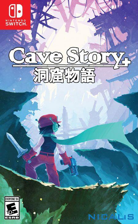 Игра Cave Story (nintendo switch)