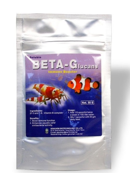 Genchem Beta-Glucans 50g