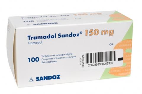 Трамадол 150мг 10таб