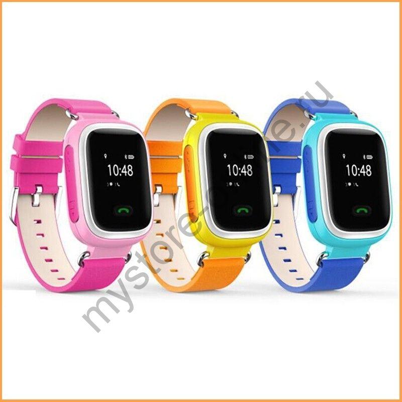 Умные детские часы с GPS треккером, Smart Baby Watch q60