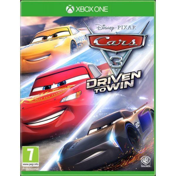 Игра Тачки 3 (Xbox One)
