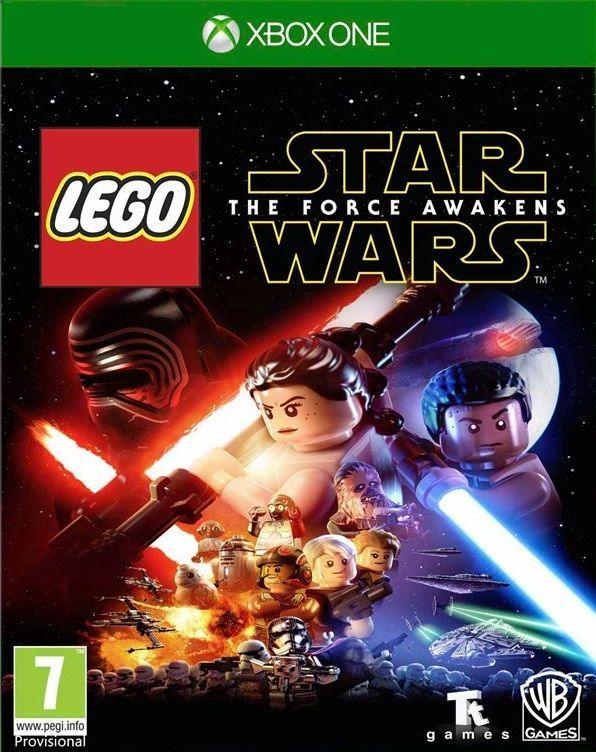 Игра lego Звездные войны Пробуждение силы (Xbox one)