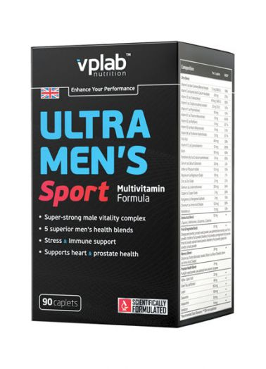 Витамины Ultra Men's Sport (VpLab Nutrition)