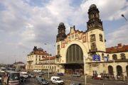 Вокзал Праги