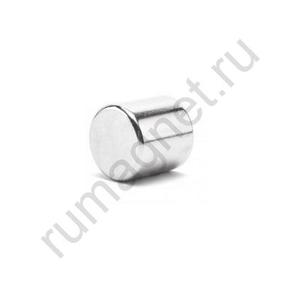 Неодимовый магнит диск 18x20 мм