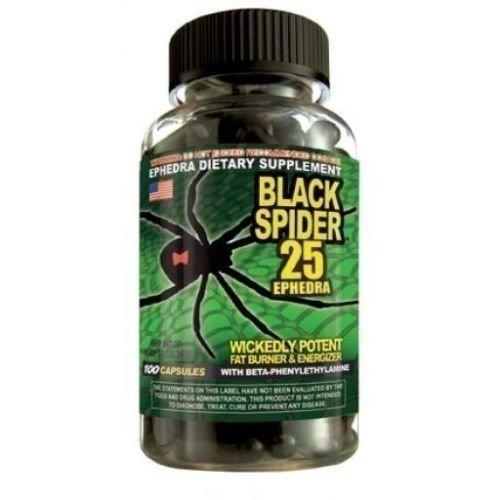 Black Spider, 100 кап