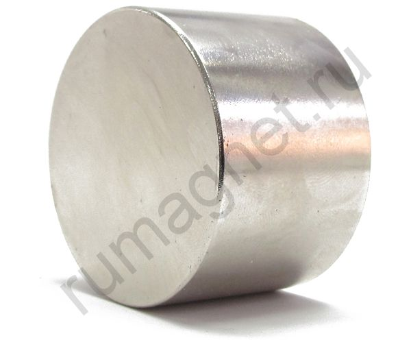 Неодимовый магнит диск 100x50 мм