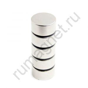 Купить неодимовый магнит 40x20 мм