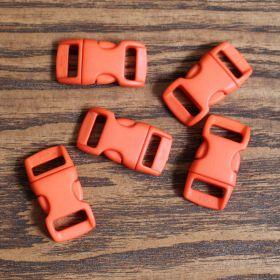 Фастекс для паракорда 10 мм (3/8) Оранжевый