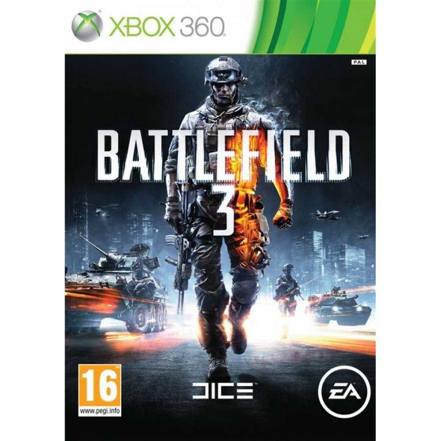 Игра Battlefield 3 (Xbox 360)