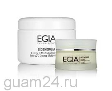 EGIA Крем Энергия «С» с мультивитаминами, 50 мл код  FP-06, 250 мл. код FPS-06