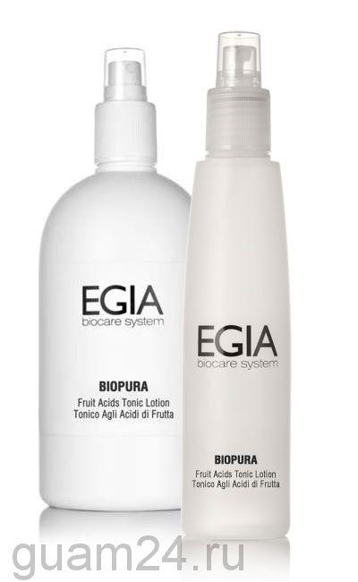 EGIA Тоник с фруктовыми кислотами Fruit Acids Tonic Lotion, 200 мл. код FP-49, 500 мл. код FPS-49