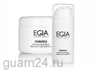 EGIA Маска питательная Nutritive Face Mask, 100 мл код FP-17