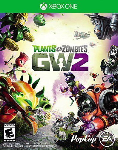 Игра Plants vs. Zombies Garden Warfare 2 (Xbox One)