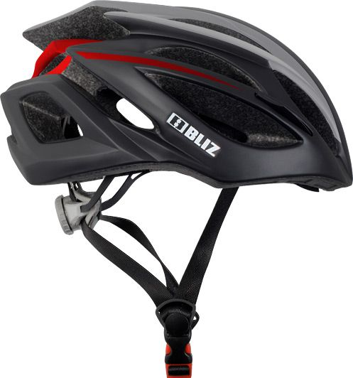 "Велошлем , модель ""BLIZ Bike Helmet Defender Black/Silver/Red"""