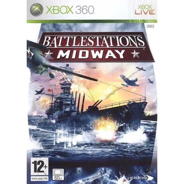 Игра Battlestations Midway (Xbox 360)