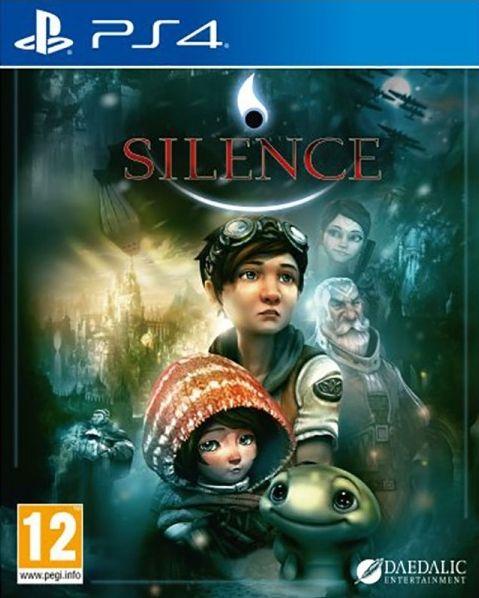 Игра Silence (ps4)