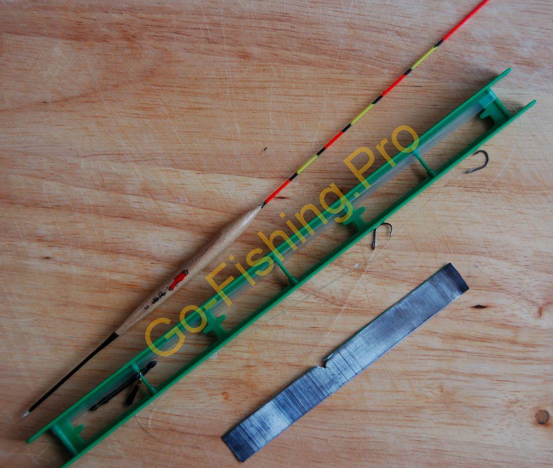 5.4 м. - Оснастка для херабуны (Длина лески - 540 см)