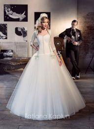 """Свадебное платье """"Юнона"""" от Татьяны Каплун"""