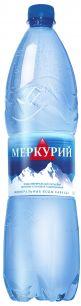 Доставка минеральной воды Меркурий негаз 1 литр пэт. (1 уп./6 бут.)