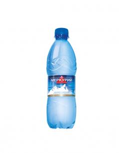 Доставка минеральной воды Меркурий негаз 0,5 литра пэт. (1 уп./12 бут.)