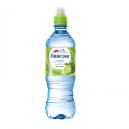 Доставка воды Пилигрим спорт-лок ЛАЙМ-МЯТА 0,5 литра (1 уп./8 бут.)