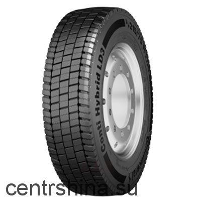 245/70 R17.5 LD3 Conti Hybrid 136/134M TL Continental