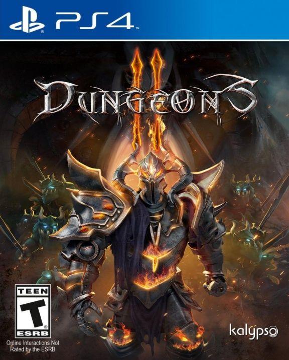 Игра Dungeons 2 (PS4)
