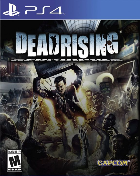 Игра Dead Rising (PS4)
