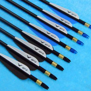 Стрела для лука текстолитовая 8 мм