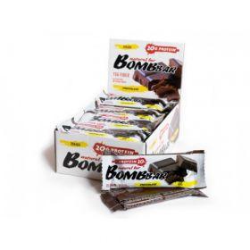 Протеиновый батончик Bombbar (Шоколад). 20гр белка