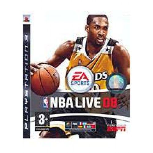 Игра NBA Live 08 (PS3)