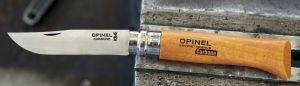 Нож Opinel n°8 углеродистая сталь 113080
